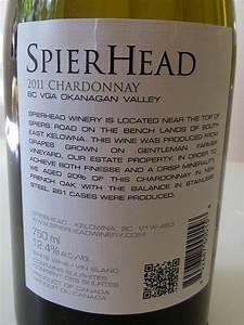MyWinePal: Enjoying the Latest SpierHead Winery White ...