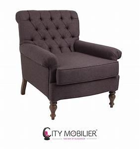 fauteuil atypique en bois pagnol city mobilier With gros fauteuil confortable