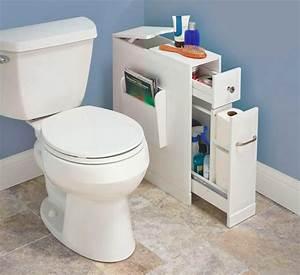 Skinny, Bathroom, Organizer, For, Small, Bathrooms