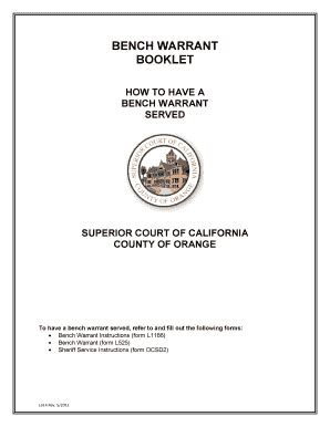 La County Bench Warrant Search bench warrant form los angeles superior court fill