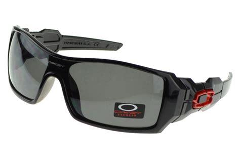 oakley oil rig sunglasses black frame black lens