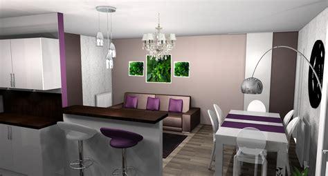 davaus net deco salon gris blanc prune avec des id 233 es int 233 ressantes pour la conception de la