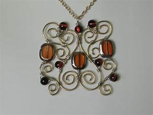 Wire Jewelry Idea  Ironwork Inspiration