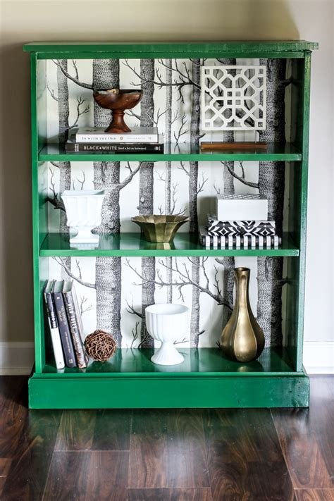 ikea billy bookcase makeover erin spain