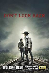 HI-RES The Walking Dead Mid-Season 4 official poster revealed