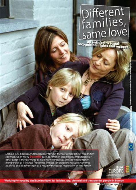 families love posters ilga europe