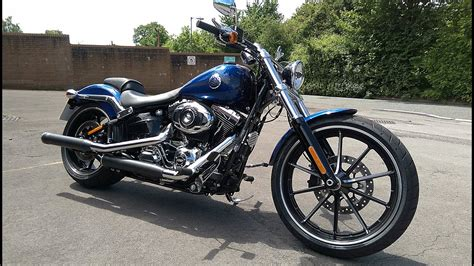 2015 Harley Davidson Softail Breakout Review