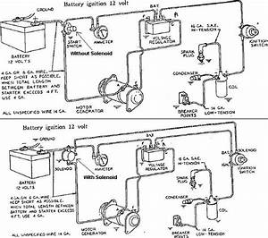 Small Engine Starter Motors  Electrical Systems  Diagrams And Killswitches