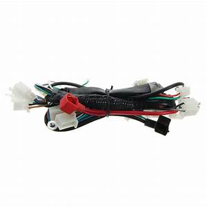 Electric Engine Start Wiring Loom Harness Pit Bike