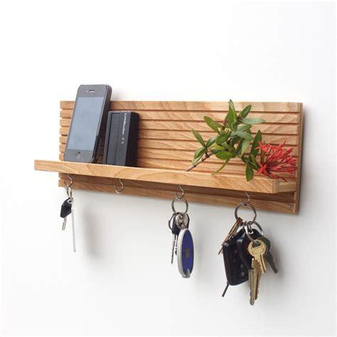 entryway organizer coat rack mail storage coat hooks and key rack wall mounted floating shelf wood key rack designs cosmecol