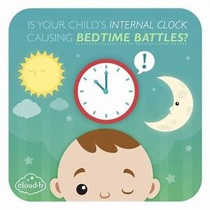 Is Your Child's Internal Clock Causing Bedtime Battles ...