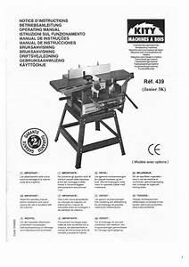 Machine A Bois Kity : mode d 39 emploi kity machine a bois trouver une solution ~ Dailycaller-alerts.com Idées de Décoration