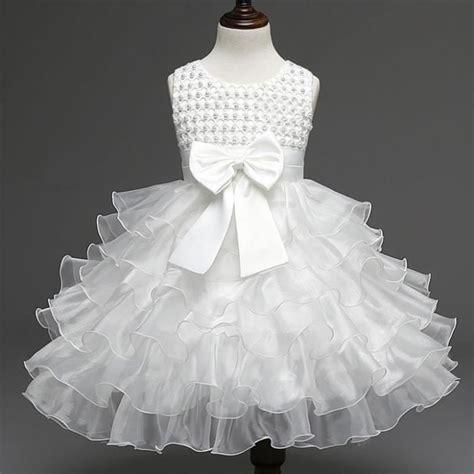 robe de bapteme fille robe ceremonie bapteme bebe fille robe d enfan blanc achat vente robe de c 233 r 233 monie
