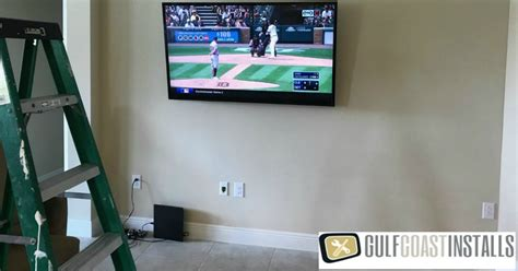 wall installation cost tv installation on wall cost naples ft myers marco island bonita