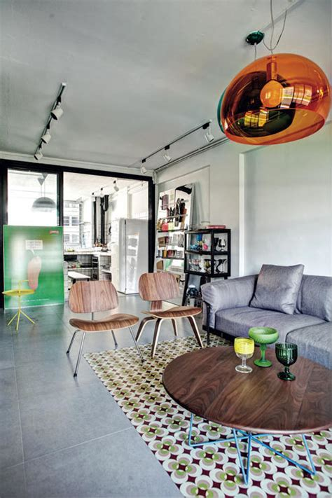 5 Awesome Design Ideas In This Threeroom Hdb Flat  Home