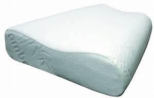 Oreiller Cervical Memoire De Forme : oreiller cervical mousse m moire de forme ~ Melissatoandfro.com Idées de Décoration