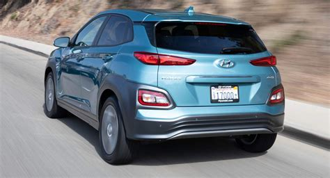 Hyundai Kona Electric 2020 by 2020 Hyundai Kona Electric Updated With Faster Charging