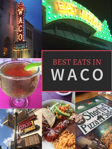 texas waco restaurants tx local eat travel food market magnolia vacation restaurant baylor spots five read soul august comments greatly