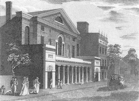chestnut street theatre wikipedia