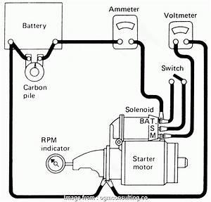 Basic Starter Wiring Diagram Cleaver Automotive Starter