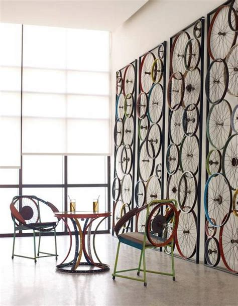 Interior Design The Hipness Of Bicycle Decor  Miami