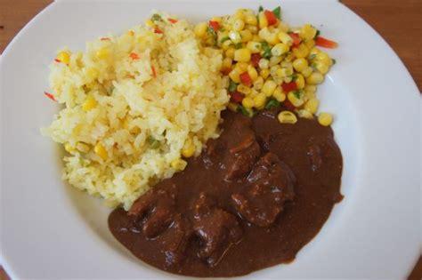 Chicken mole (gluten-free, low-FODMAP) | Chicken mole, Low ...