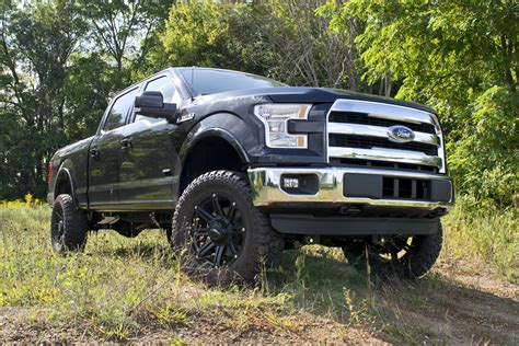 2015 Ford F150 Lift Kits Now Shipping