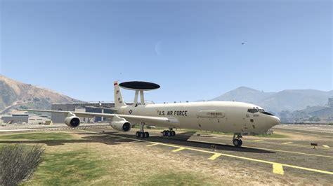 GTA 5 Boeing E3 Sentry AWACS Mod - GTAinside.com