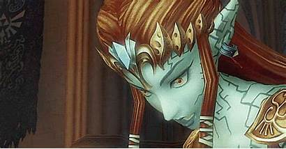 Zelda Princess Legend Triforce Breath Aesthetic Botw
