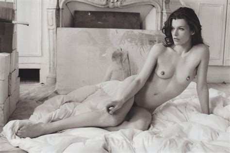 Milla Jovovich Nude Photos And Videos Thefappening