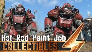 Fallout 4 How To Change Color Of Power Armor Guide