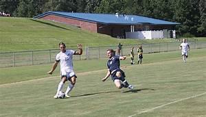 Lander Spoils CU Men's Soccer Season Opener | Chowan ...