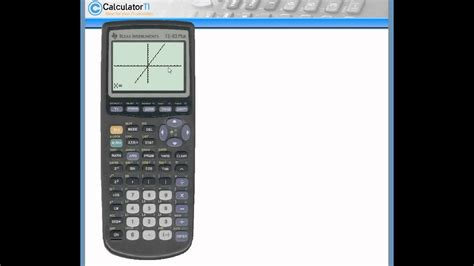 calculating values      graphing ti    ti   graphing calculators