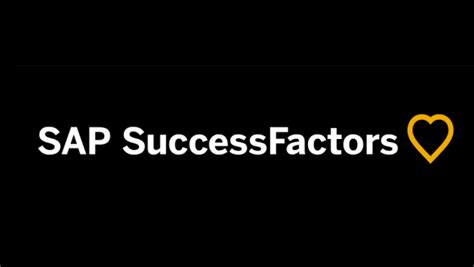 sap successfactors review  performance management