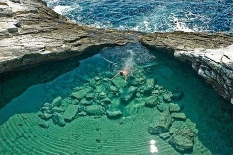 Natural Swimming Pool, Hawaii