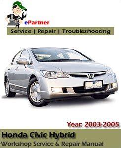 buy car manuals 2003 honda civic user handbook 2003 honda civic owners manual for free