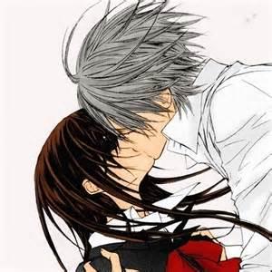 Vampire Knight Zero and Yuki Kiss