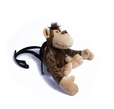 monkey bag chalk bag