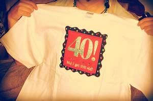 T Shirt 40 Ans : tee shirt 40 ans ~ Farleysfitness.com Idées de Décoration