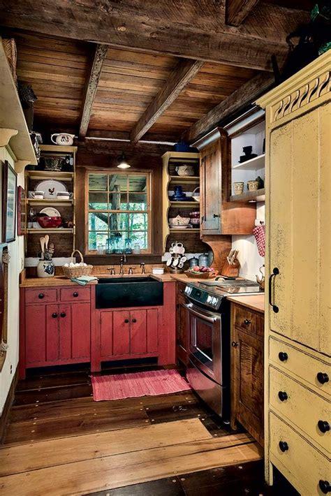 small cabin kitchens cabin kitchens rustic farmhouse kitchen
