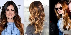 Cheveux Couleur Caramel : cheveux couleur caramel la coloration tendance ~ Melissatoandfro.com Idées de Décoration