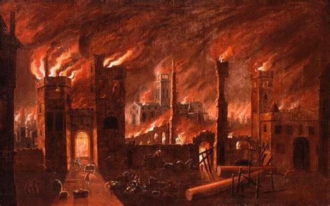 How The Great Fire Of London Unfolded Official Blunders, Mass Hysteria, And Racist Violence