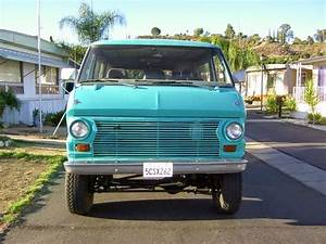 Classic 1969 Ford Van 4x4 For Sale