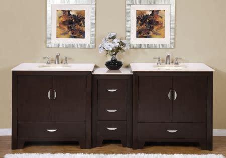 modern double bathroom vanity  choice