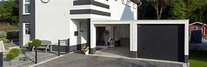 Carport Und Garage : carport magic die wandelbare offene garage garagen welt ~ Indierocktalk.com Haus und Dekorationen