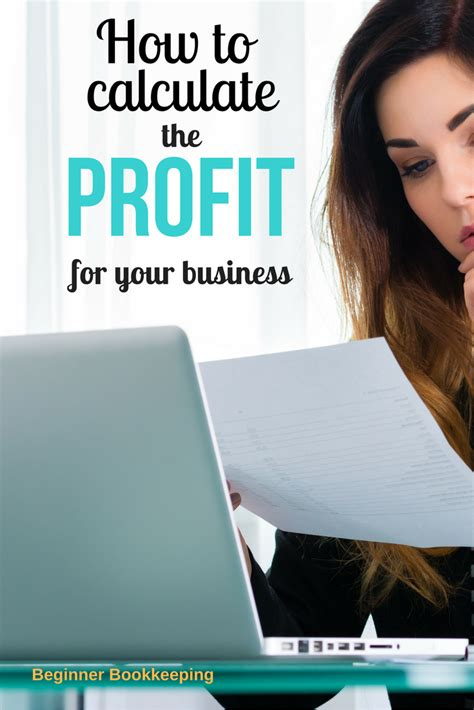 accounting profit  loss   calculate