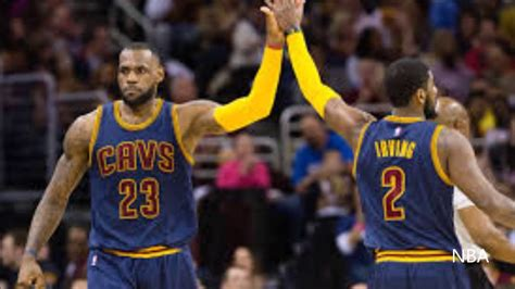 Top 100 Lebron James And Kyrie Irving Wallpaper - quotes ...