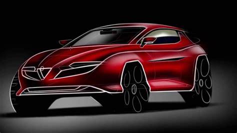 Alfa Romeo Concept by Alfa Romeo Suv Concept Fast Sketch Render