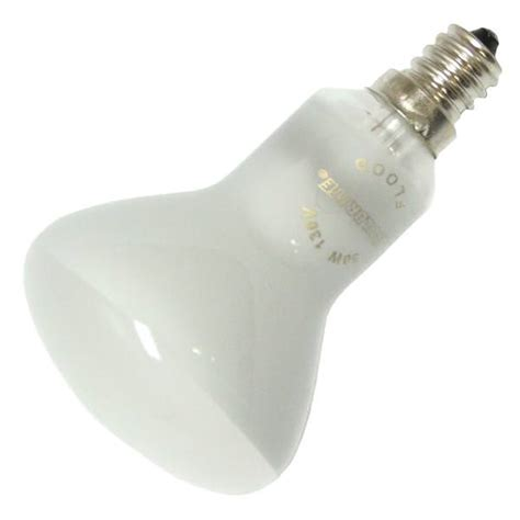 bulbrite 210050 50r16 e12 reflector flood light bulb