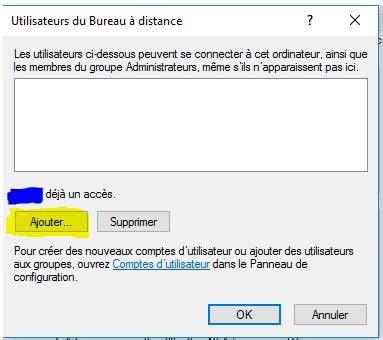 autoriser bureau a distance 28 images bureau 224 distance ou remote desktop contr 244 le 224